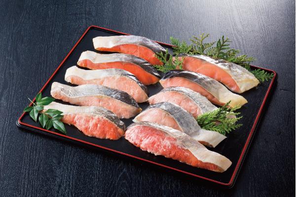 漬鮭セット